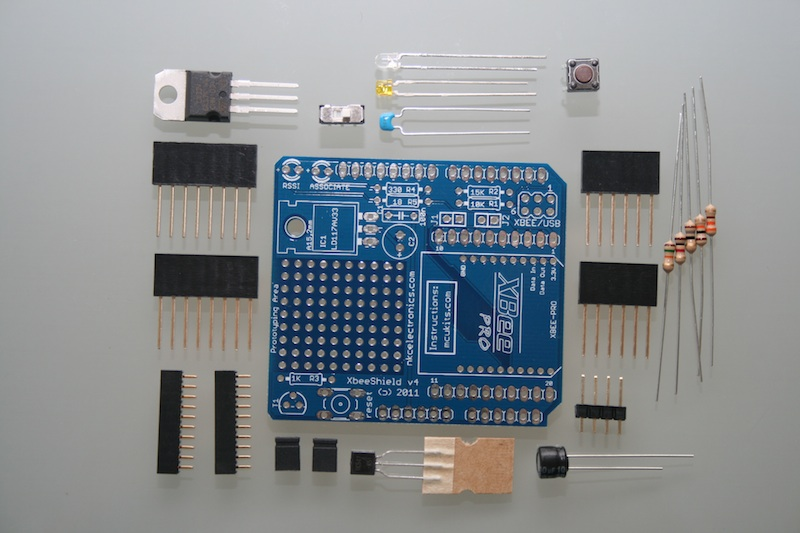 Xbee Shield V4.0 KIT